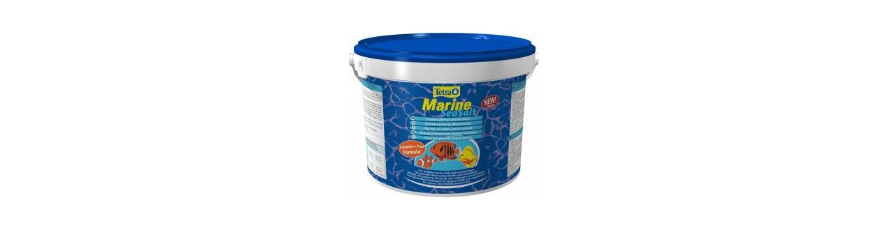 Manutenção da água do mar