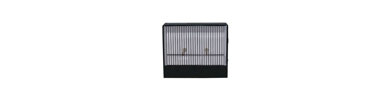 Cages pour expositions