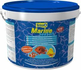 Entretien eau de mer