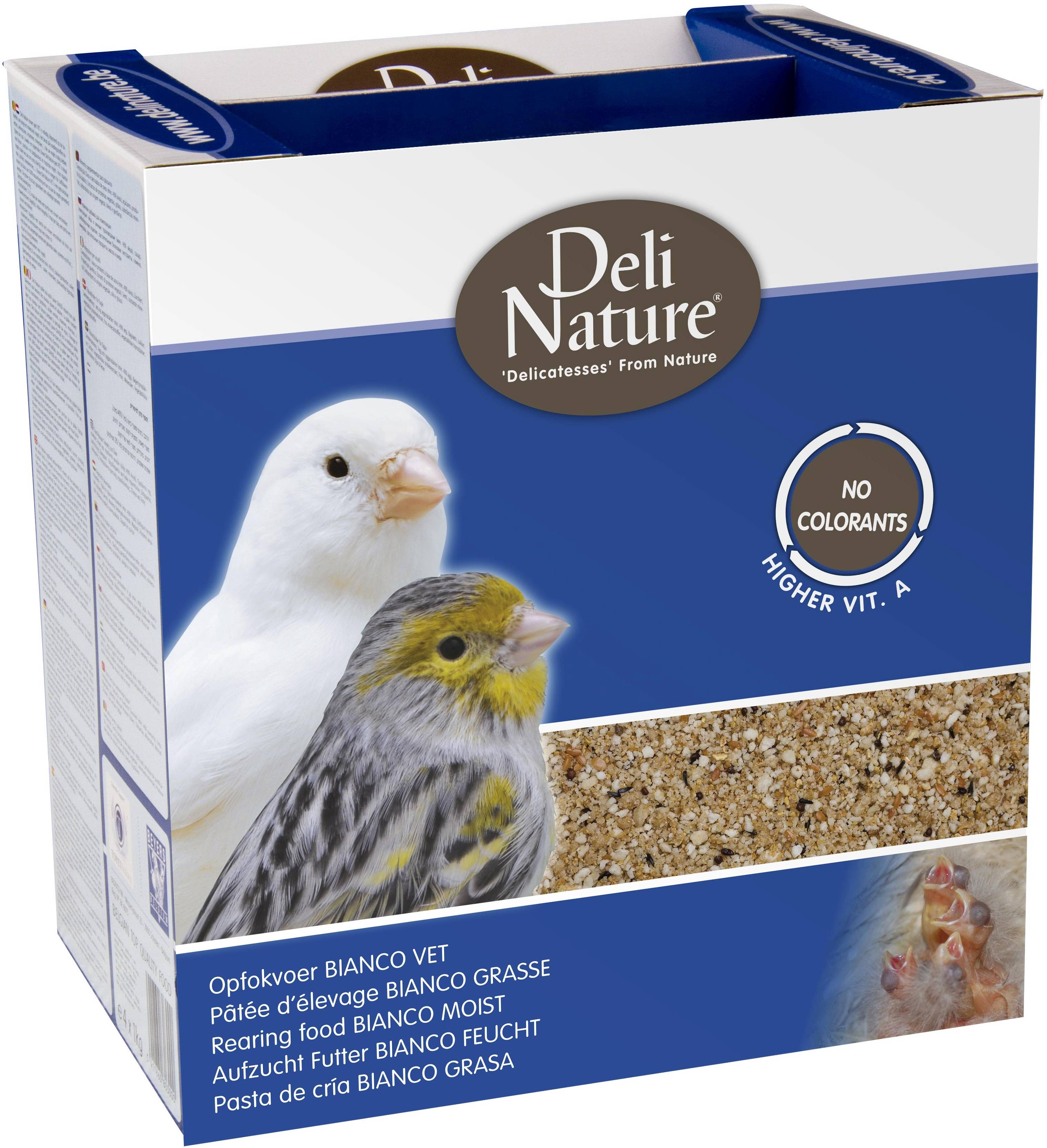 Patée oiseaux Deli-Nature