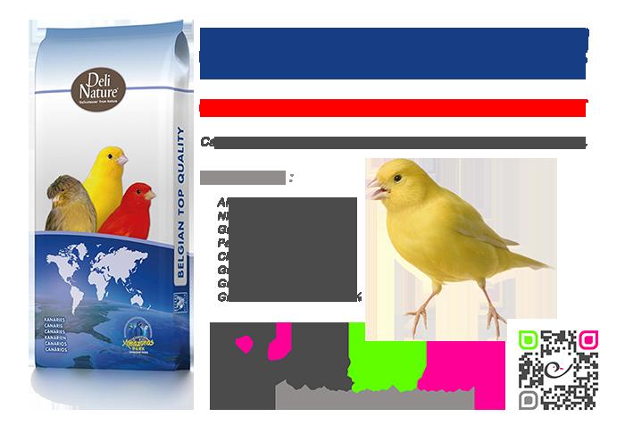 Ornibird - Canaris Pro Digest